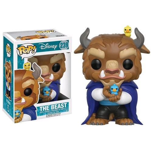 Beauty & the Beast  - Winter Beast Pop!