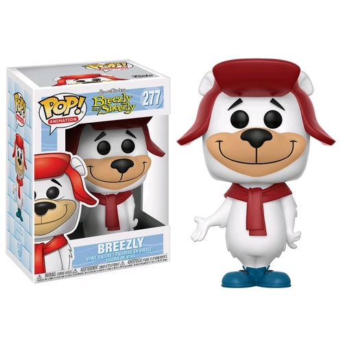 Hanna Barbera - Breezly Pop! Vinyl Figure