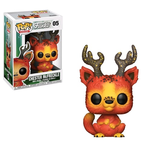 Wetmore Forest - Chester McFreckle Pop! Vinyl Figure