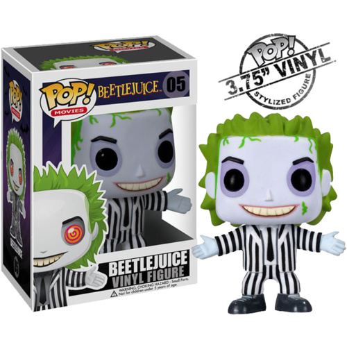 Beetlejuice - Pop! Vinyl Figure