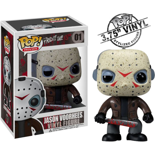 Friday the 13th - Jason Voorhees Pop! Movies Vinyl Figure