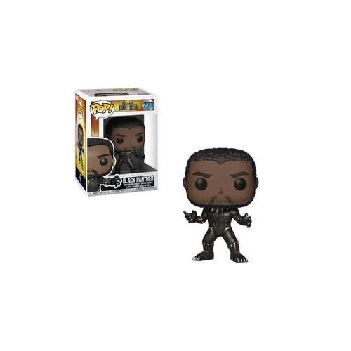 Black Panther - Black Panther Pop! Vinyl Figure