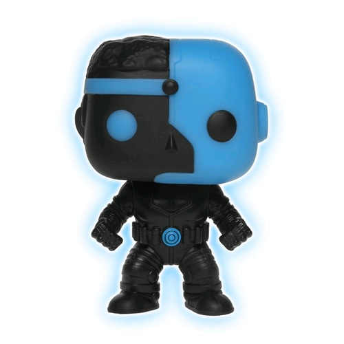 Justice League Movie - Cyborg Silhouette GW Pop!