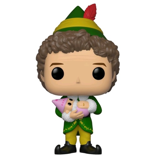 Elf - Buddy w/Baby Pop! Vinyl Figure