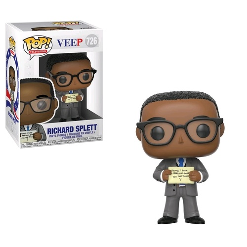 Veep - Richard Splett Pop! Vinyl Figure