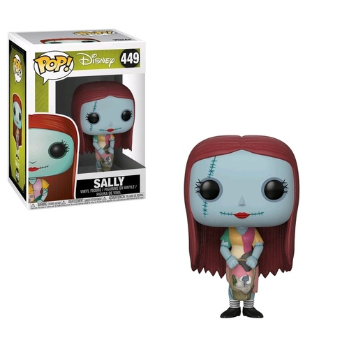 NBX - Sally w/Basket Pop! Vinyl Figure