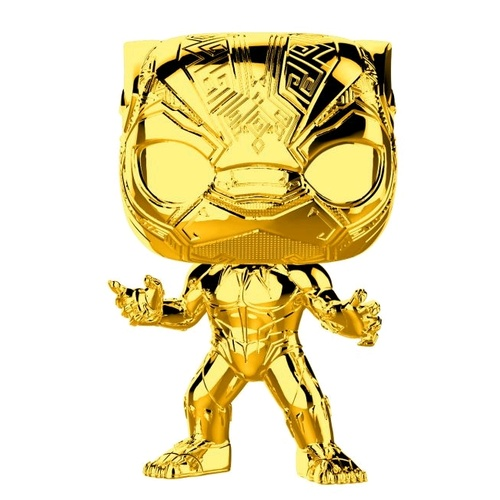Marvel Studios - Black Panther GD CH Pop!