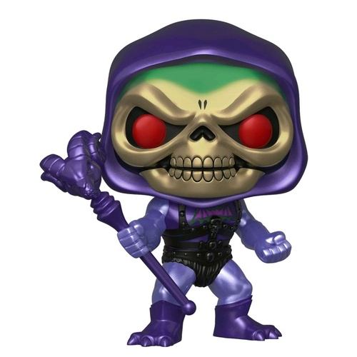 Masters of the Universe - Skeletor Battle Armor MT Pop! Vinyl Figure