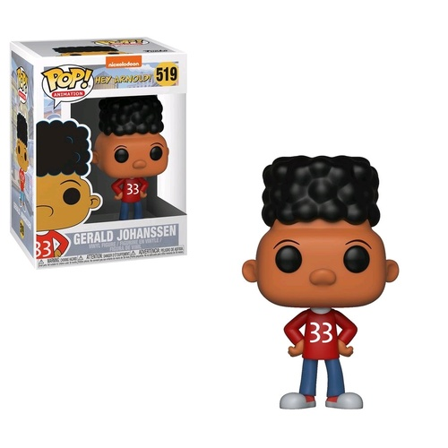 Hey Arnold - Gerald Pop! Vinyl Figure