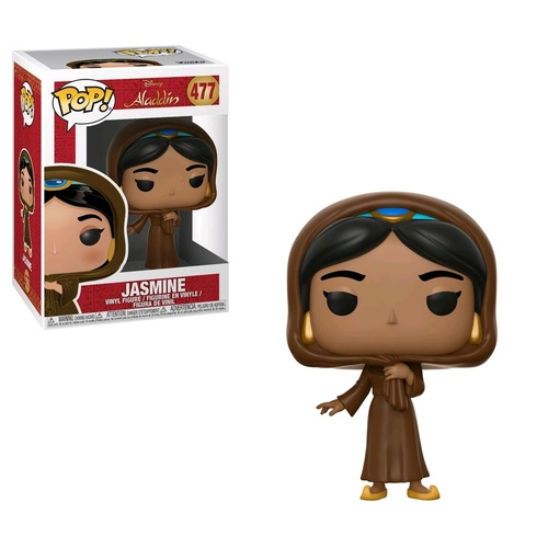 Aladdin - Jasmine in Disguise (with chase) Pop! Vinyl Figure