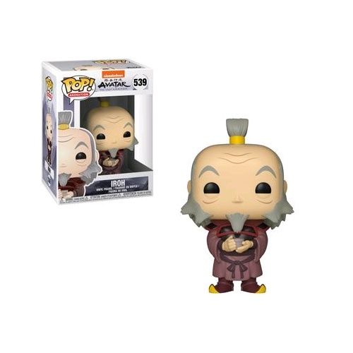 Avatar The Last Airbender - Iroh w/Tea Pop! Vinyl Figure
