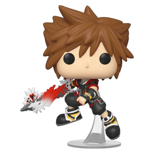 Kingdom Hearts 3 - Sora w/Shield Pop! Vinyl Figure