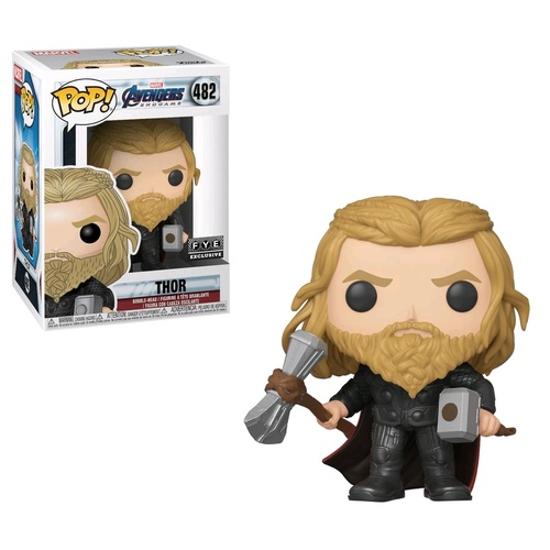 Avengers 4 - Thor w/Weapons Pop! Vinyl Figure