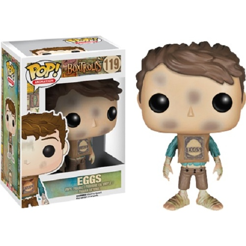 The Boxtrolls - Eggs Pop! Vinyl Figure