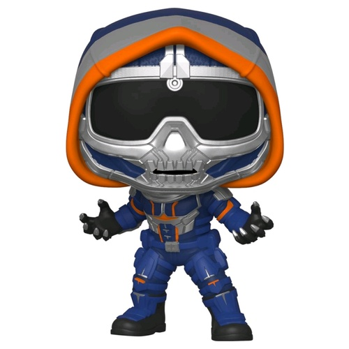 Black Widow - Taskmaster w/Claws Pop! Vinyl Figure