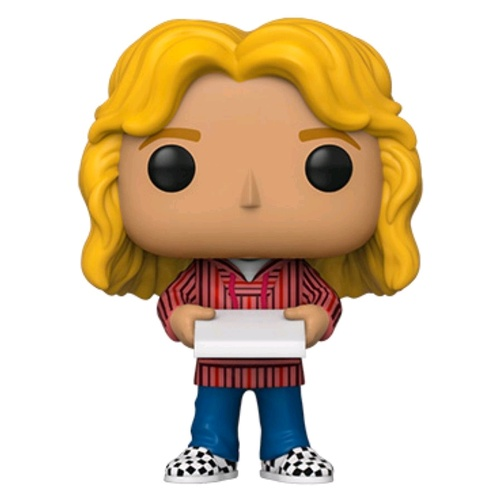 Fast Times at RH - Jeff Spicoli w/Pizza Box Pop! Vinyl Figure