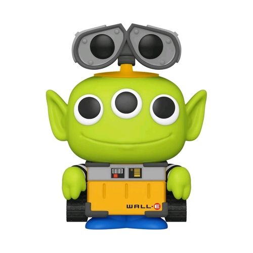 Pixar - Alien Remix Wall-E Pop! Vinyl Figure