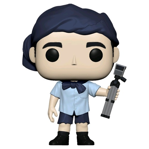 The Office - Michael as Survivor Pop! Vinyl Figure