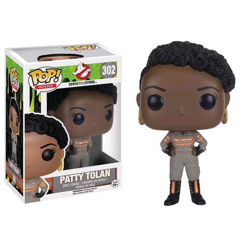 Ghostbusters (2016) - Patty Tolan Pop! Vinyl Figure