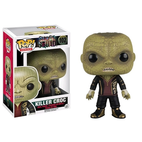 Suicide Squad - Killer Croc Pop! Vinyl Figure