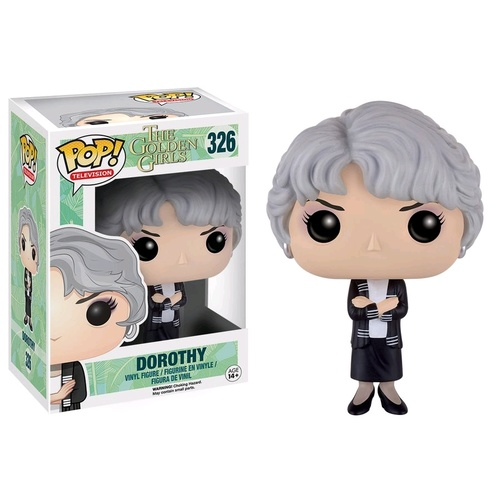 Golden Girls - Dorothy Pop! Vinyl Figure
