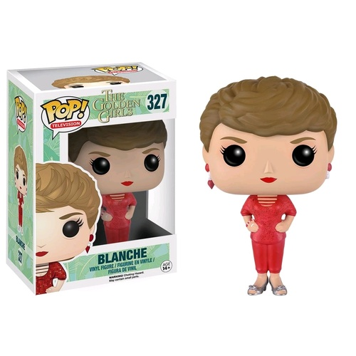 Golden Girls - Blanche Pop! Vinyl Figure