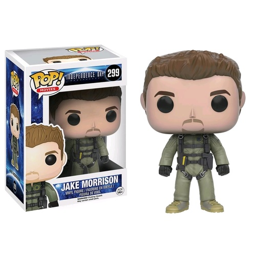 Independence Day 2 - Jake Pop! Vinyl Figure