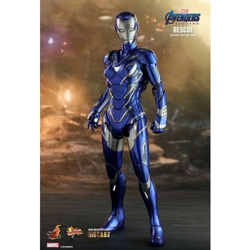Avengers 4 - Pepper Potts Rescue 1:6 Figure