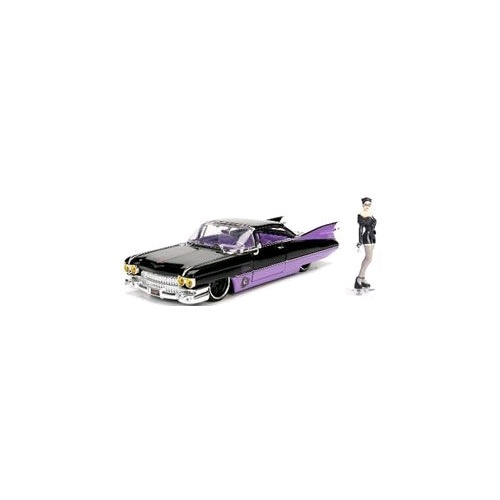 DC Bombshells - Cat 59Cadillac 1:24 Hollywood Ride