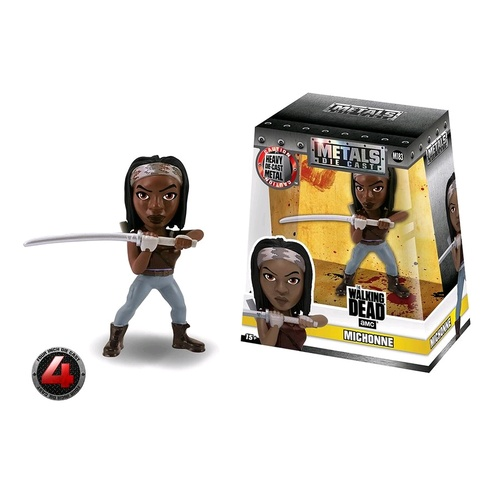 "The Walking Dead - Michonne 4"" Metals"