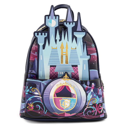 Cinderella - Castle Series Mini Backpack