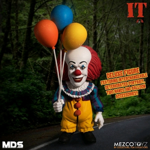 It (1990) - Pennywise Deluxe Designer Figure