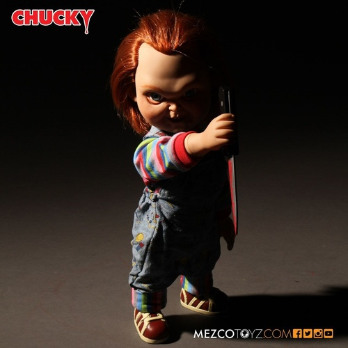 "Child's Play - Chucky 15"" Good Guy with Sound"