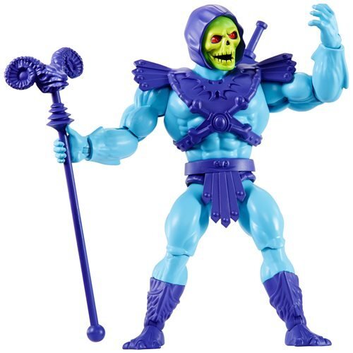 Masters of the Universe Origins Skeletor