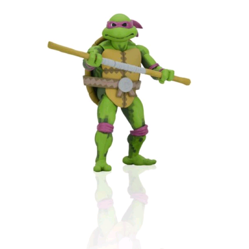 "TMNT - Donatello Turtles in Time 7"" s01 ASST"